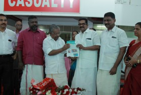 lifeline-newsletter-release-by-Adv-Raju-Honble-Minister