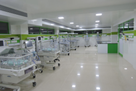 Neonatology Intensive Care unit Inauguration