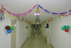 Renovated Advanced PICU Inauguration