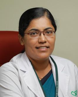 Dr. Saramma Thomas