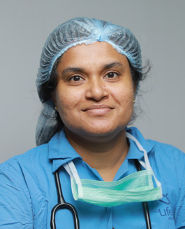 Dr. Sheeja P. Verghese