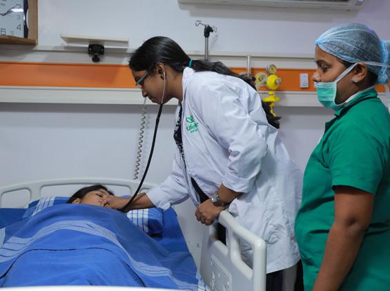 The Lifeline Hospital